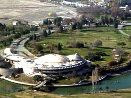 كاخ شمس در مهرشهر كرج
