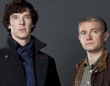 شرلوک هولمز و دکتر واتسون