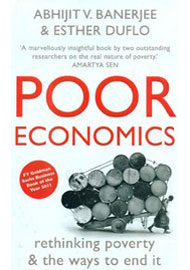 Poor Economics to hit bookshelves