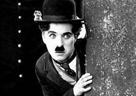 Charlie Chaplin Book Published
