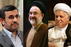 Unlike Hashemi and Khatami, during Ahmadinejad government books had the worst print runs
