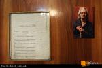 دستخط پدر جلال آل احمد