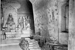 ماجرای کتابخانهای که پس از 9 قرن از دل خاک بیرون آمد