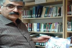 حسین مسرت: از انتخاب شغل نویسندگی راضی هستم/ 50 عنوان کتاب حاصل 30 سال نویسندگی