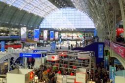 پایان نمایشگاه کتاب لندن 2015