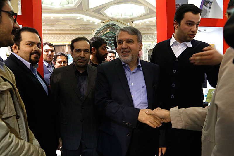 The 21st Press and Media Exhibition underway in Tehran 4