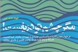 «مگر چشم تو دریاست» به پیشخان کتابفروشیها رسید/ روایت مادری از چهار جوان برومند ایرانی