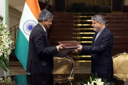 Cooperation memorandum signed with National Archives of India