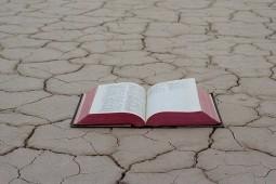 جلوگیری از روند شتابناک تخریب زمین با تولید کتابهای بومی/ دریغ است ایران بیابان شود!