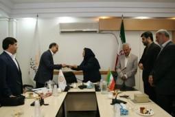 مدیرکل توسعه کتابخانهها و مشارکتها منصوب شد