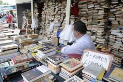 افزایش 8/2 درصدی فروش کتاب در اسپانیا در سال 2015