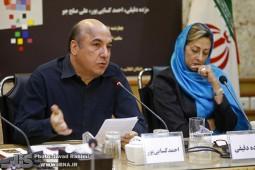 کساییپور: کتاب «ویرایش از زبان ویراستاران» گنجینهای از تجربههاست / صلحجو: کامپیوتر هم میتواند کار ویراستاران ایرانی را انجام دهد