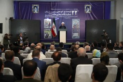 President Rouhani: Media activists need security