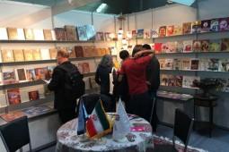 تقاضای اتریش برای مهمان ویژه شدن در نمایشگاه کتاب تهران / اهدای کتاب به کانون فرهنگی هنری دانشجویان مقیم اتریش