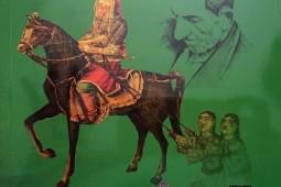 صالحپور: صورتگردانی و شمایلنگاری نسبتی میان نقاشی و نمایش است/ توجه ویژه به هنرهای آیینی