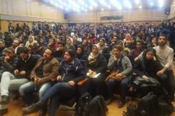 یکی از نشستهای پرمخاطب شعر تهران متوقف شد