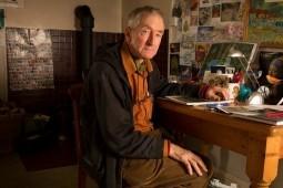 «ریموند بریگز» جایزه «بوک تراست» را برای یک عمر دستاورد ادبی دریافت میکند