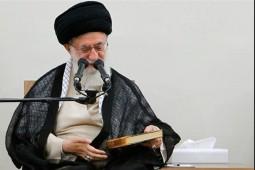 دیدار جمعی از شاعران مذهبی با رهبر انقلاب