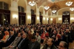 جشن نوروز در حاشیه نمایشگاه کتاب پاریس برگزار شد