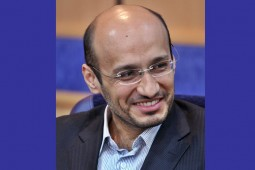 Iranian physician honored for co-authoring anesthetic reference book