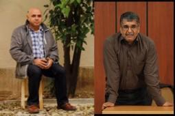 تجلیل از احمد دهقان و داوود غفارزادگان در نمایشگاه کتاب