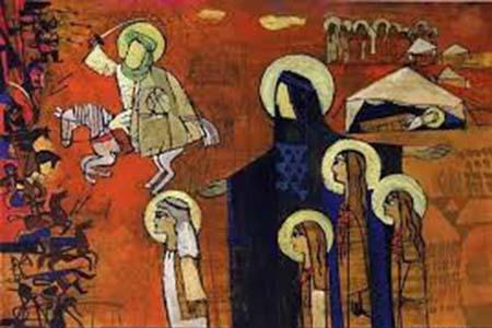 چالشهای تصویرسازی دینی
