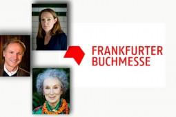 اتوود، براون و  هاوکینز  مهمان نمایشگاه کتاب فرانکفورت میشوند