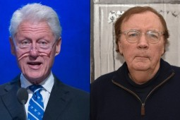 Bill Clinton James Patterson