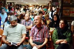 داستانخوانی ایرج طهماسب در شهر کتاب مرکزی