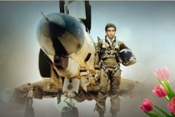 Book on Iranian martyred pilot Abbas Dowran published