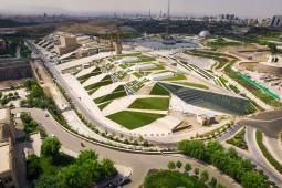 باغ کتاب تهران افتتاح میشود