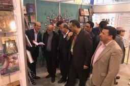 آغاز فعالیتهای ایران در نمایشگاه کتاب مسکو