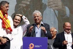 واکنش ماریو بارگاس یوسا به همهپرسی کاتالونیا