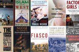 ۱۰ کتاب برتری که به کشمکشهای بینالمللی میپردازند / از  دوران پس از امپراطوری تا تئوری آزادی