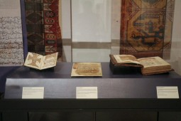 Book House CEO visits Pergamonmuseum's Islamic and Iranian manuscripts