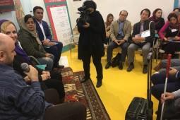ادبیات ایران تصویری است