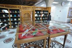 400 نسخه خطی نفیس به کتابخانه آستان قدس اهدا شد