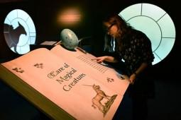 نمایشگاهی از دستنوشتههای جی. کی. رولینگ در لندن آغاز به کار کرد