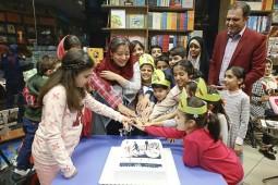 جشن پایانی مسابقه داستاننویسی «گلهای پیادهرو» برگزار شد