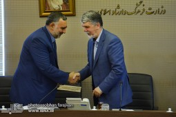 جوادی سکان معاونت فرهنگی را در دست گرفت