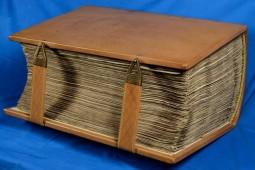 بازگشت قدیمیترین انجیل لاتین جهان به انگلستان