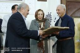 مراسم بزرگداشت دکتر اذرتاش اذرنوش/گزارش تصویری