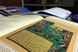 افتتاح بخش «ایرانشناسی» در کتابخانه دانشگاه آتن