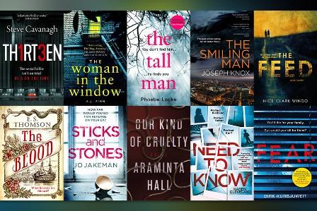 پیش بینی درباره برترین رمانهای جنایی سال 2018