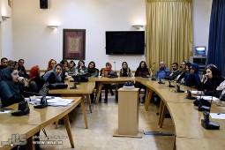 جلسه انجمن صنفی داستان نویسان تهران
