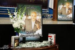 در روز برفی تهران؛ محسن سلیمانی به خانه ابدی بدرقه شد