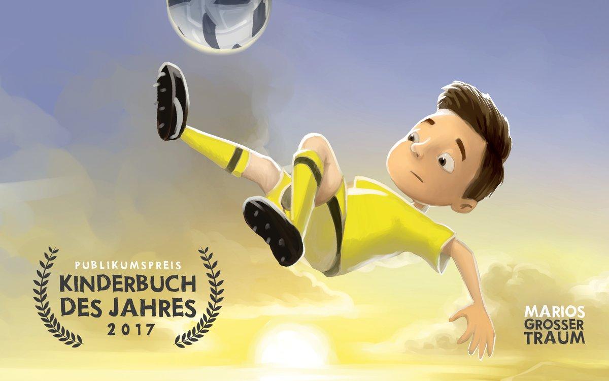 فوتبالیست مطرح، برنده جایزه کتاب سال کودک آلمان شد