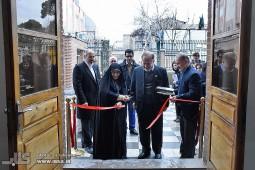 نشست خبری اشرف بروجردی رئیس سازمان اسناد و کتابخانه ملی