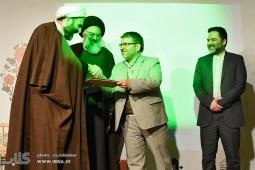 مراسم معارفه مدیرعامل کتابخانه و موزه ملی ملک
