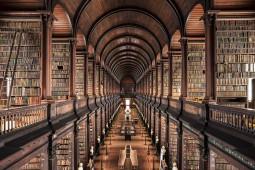 جادوی کتابخانهها / کتابخانهها به طرز عجیبی فرکتالاند